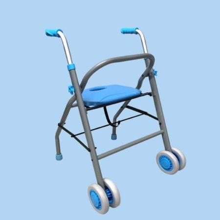 ходунки-опора с сиденьем