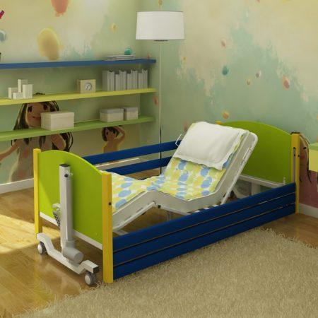 Детская кровать для ухода