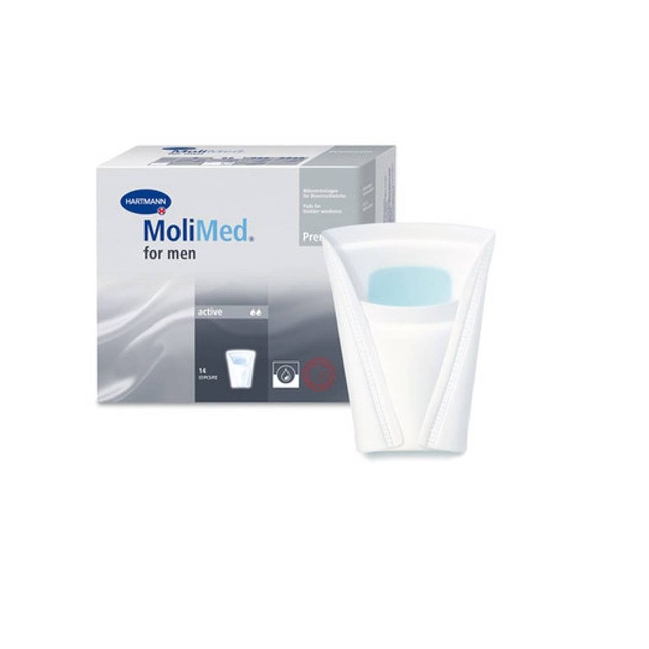 Molimed for men active sidemed meestele