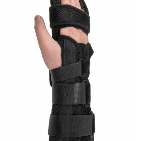 Ортез на лучезапястный сустав с фиксацией пальцев UNI HAND
