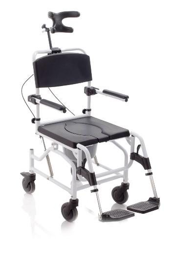 Туалетно- душевое кресло