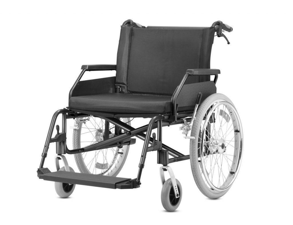 Bariaatriline ratastool Econ XXL (250 kg)