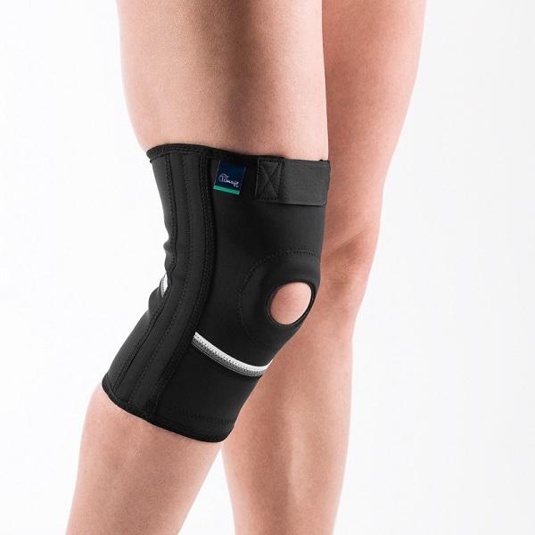 Ортез для фиксации колена
