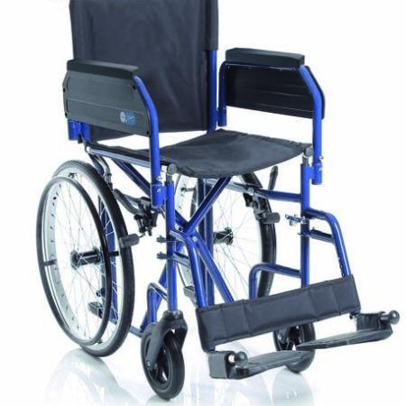 Компактная инвалидная коляска «Skinny»