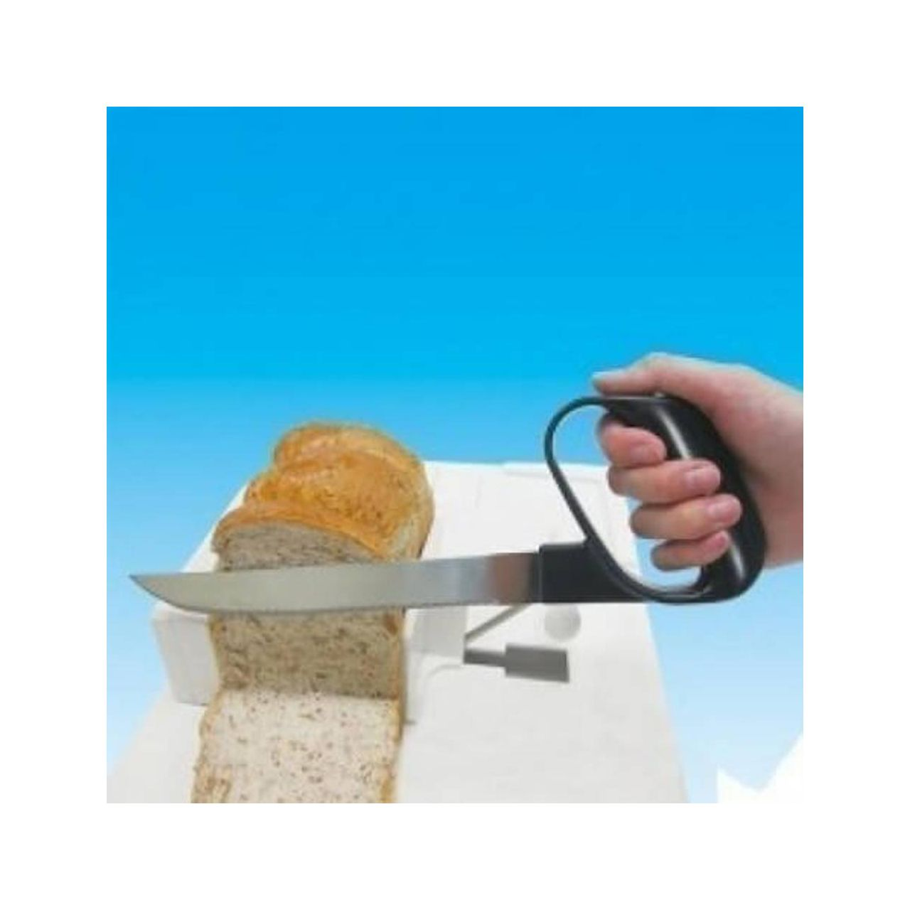 Эргономичный нож для хлеба