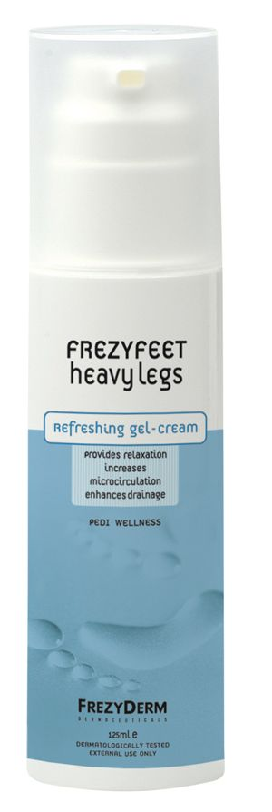 Vereringet soodustav jalakreem FREZYDERM, 125 ml