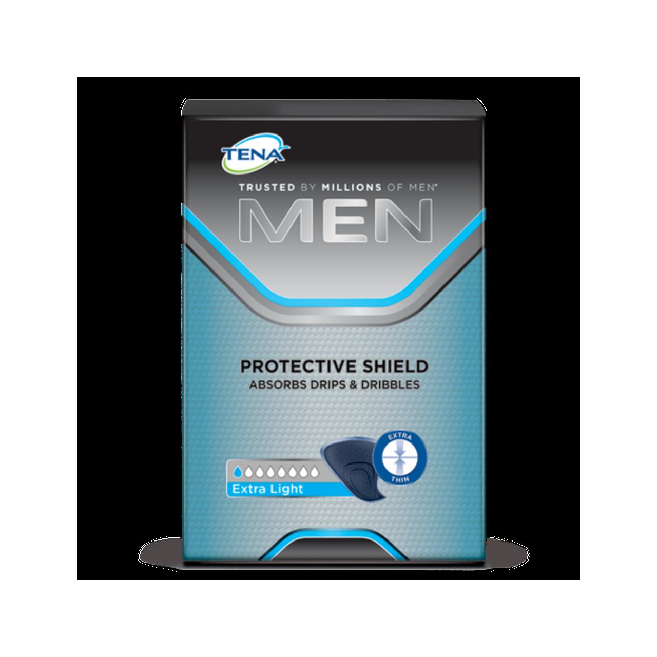 """Урологические вкладыши """"TENA men protective shield"""""""
