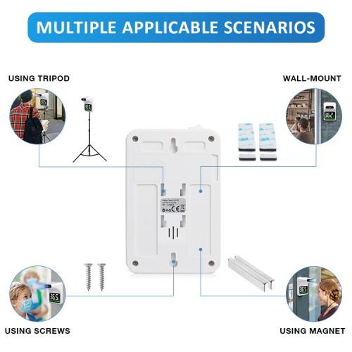 Kontaktivaba termomeeter seinale URION-UFR101